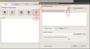 Come fare il Backup di ESXi e vSphere Free Hypervisor2_ITA