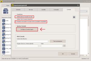 Abilitazione notifiche Iperius Console da Iperius Backup