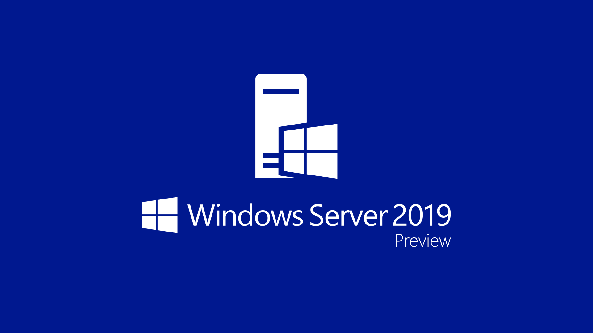 Windows Server 2019 what's new?