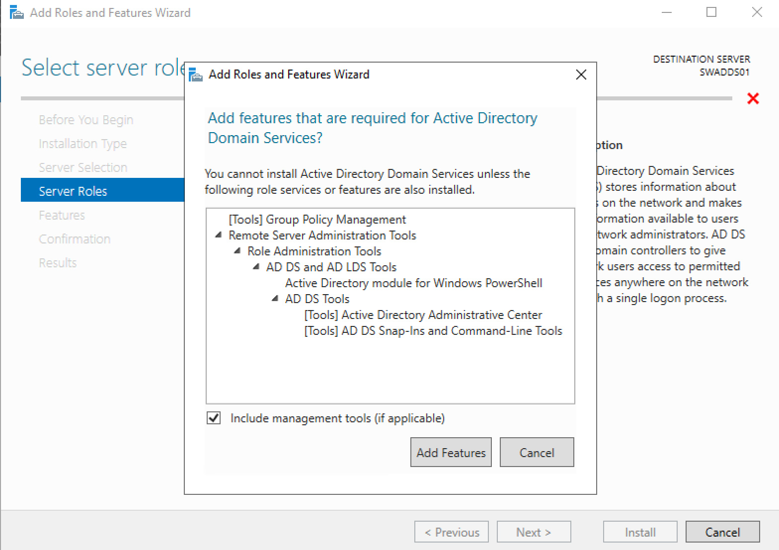Active Directory: building and best practice