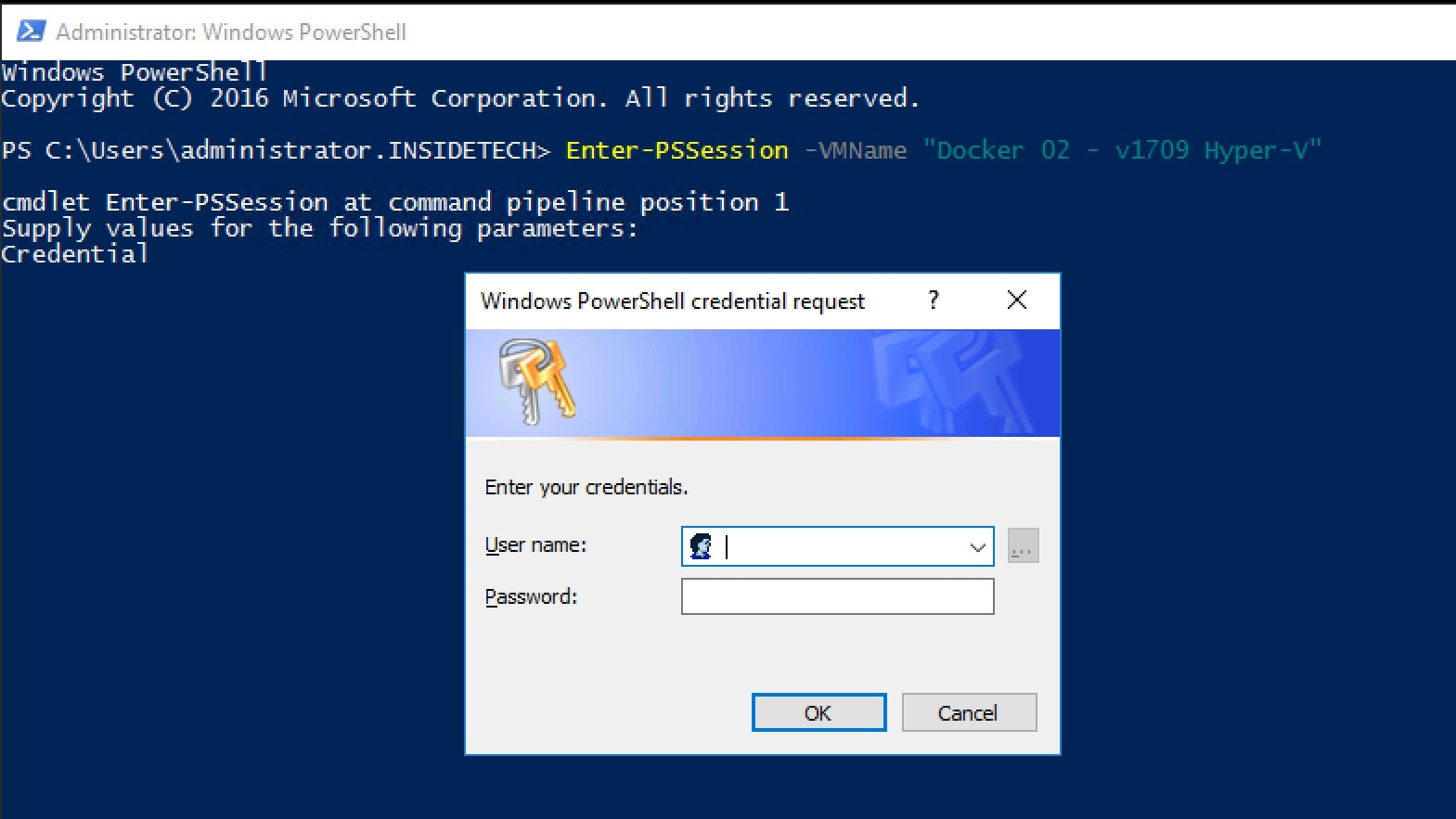 PowerShell Direct: a new way to manage your Hyper-V VMs