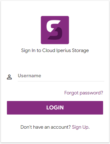 iperius storage