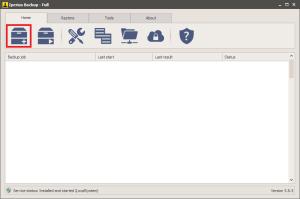 Office365 - Add backup job