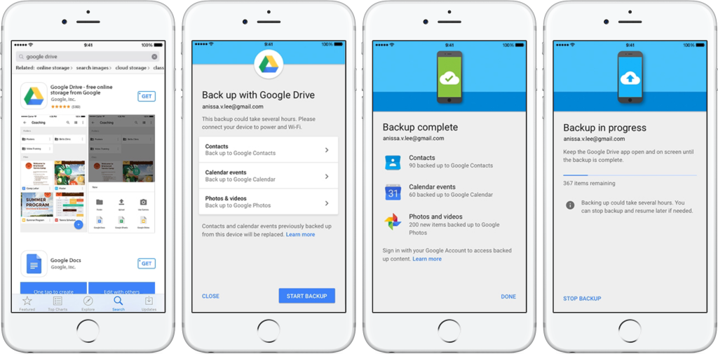 google-drive-android-backup-iphone