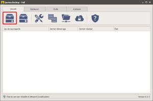Office365 - Ajout jeu de sauvegarde