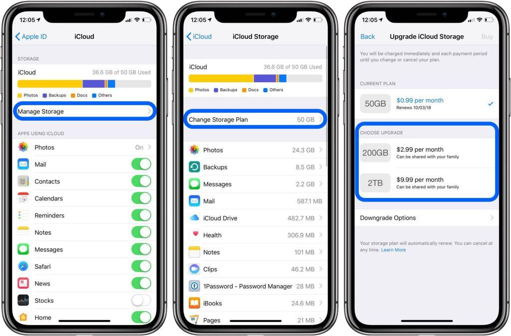 Eseguire Backup Iphone Ipad E Ipod Su Icloud E Google Drive