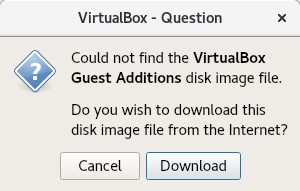 virtualbox download guest addiction