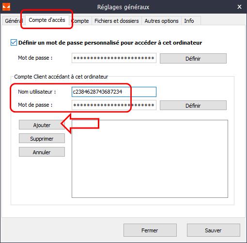 Iperius-Remote-Compte-Client