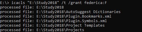 grant full access