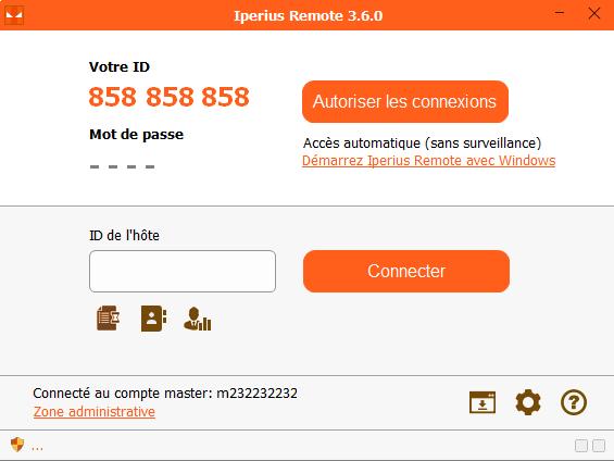 IPERIUS_REMOTE-FR-Iterface Accueil_01